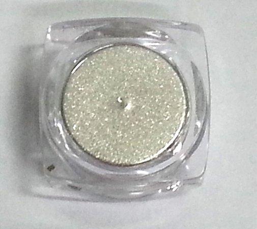 Pigmento em pó metalico 1gr corante aplicação geral prata