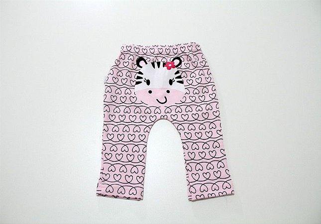 calça fun zebrinha