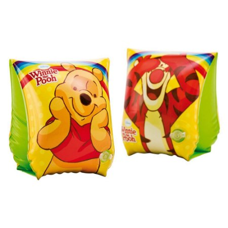 Boia Inflável de Braço Bebê Infantil Tigrão e Pooh Intex