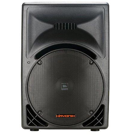 Caixa Acústica Passiva 155W CA2000P Preta HAYONIK