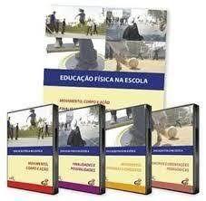 Box DVD Educação Física Na Escola