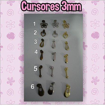 Cursor 3mm (pacote com 10)