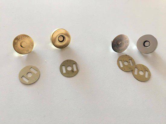 Botão de Imã (5 unidades)