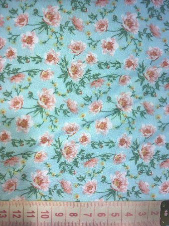 Tecido Floral