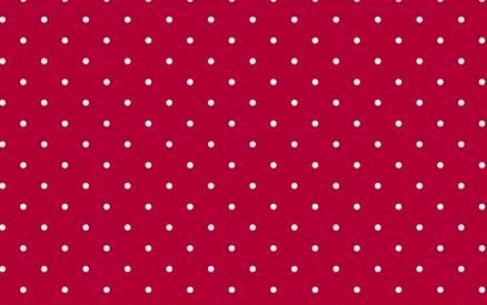 Tecido Poá Vermelho - Cor 1584