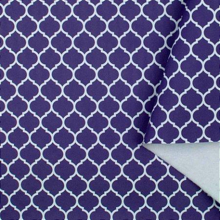 PVC Marrocos Violet