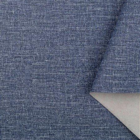 PVC Mescla Navy Blue