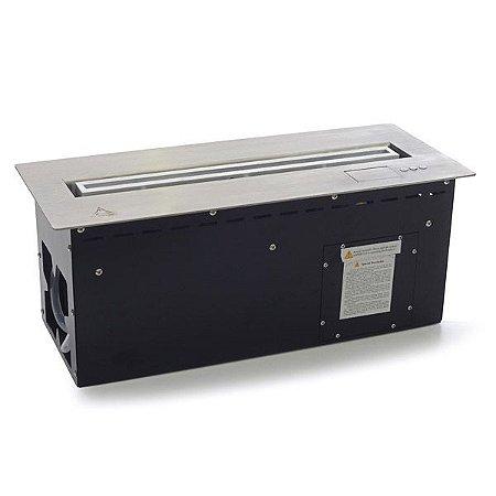 Queimador Ecológico Eletrônico com Controle Remoto 80cm