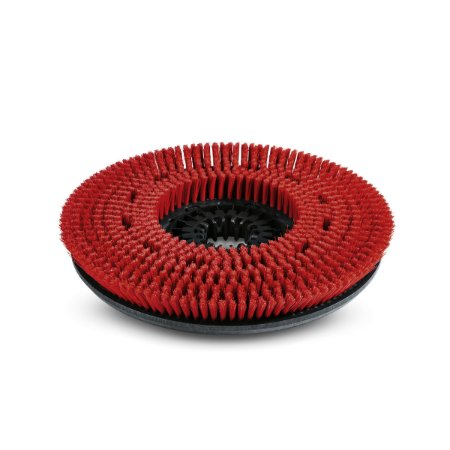 Disco de Cerdas Vermelhas 450mm