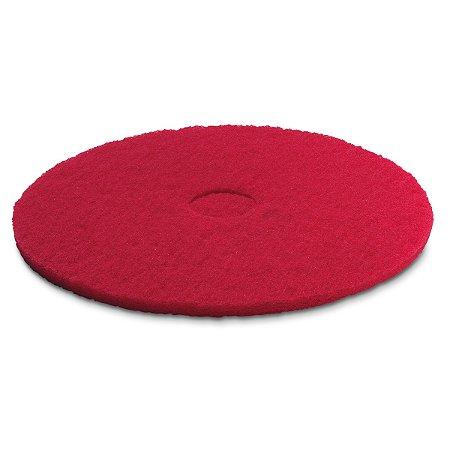 Disco Pad Vermelho 510mm (5 unidades)