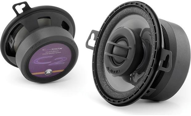 "Alto Falante Coaxial JL Audio 3,5"" C2 350X 40w RMS"