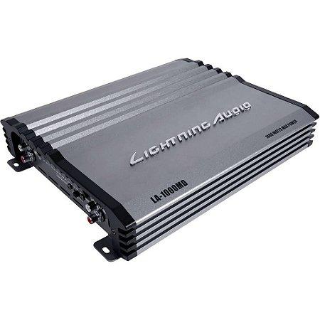 Modulo de Potência Lightning Audio LA-1000 1 canal Mono Digital 1000 Watts Max