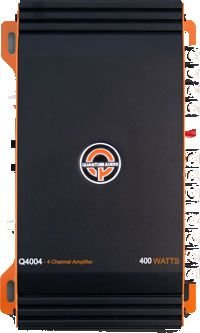 Amplificador 4 Canais Quantum Audio Q4004