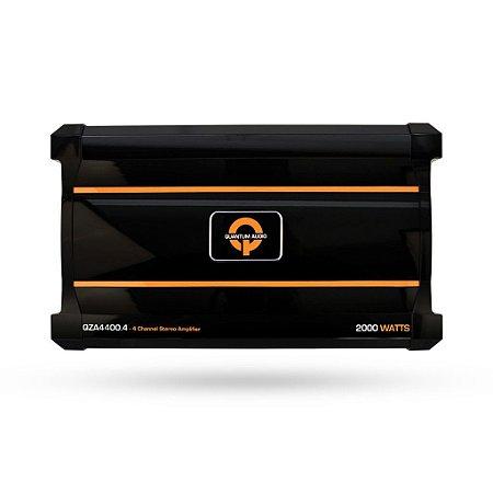 Amplificador 4 Canais Quantum Audio QZA4400.4