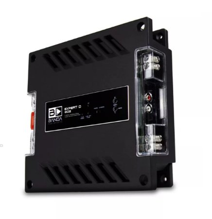 Módulo Amplificador Banda Expert 802 800W RMS 2 Canais 2 Ohms