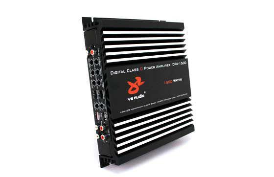 Módulo Amplificador 4 Canais Y2 Audio DPA1500