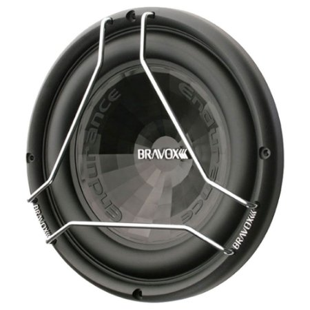 "Subwoofer 12"" Bravox Endurance E2K - 800 Watts RMS - Impedância: 2 + 2 Ohms"