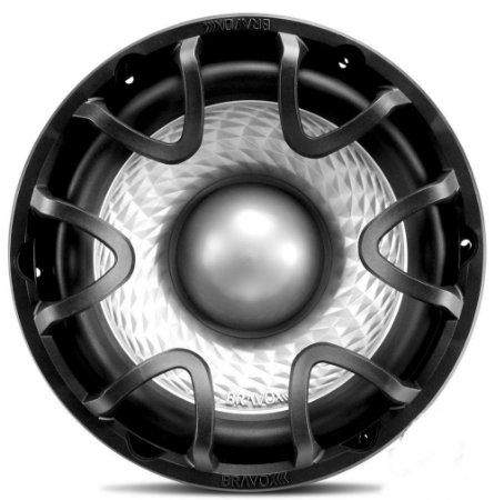 """Subwoofer Automotivo Bravox UXP12D-4 12"""" 500 WRMS"""