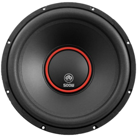 "Subwoofer DB Drive K0 12S4 12"" 250w RMS"