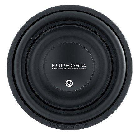 """Subwoofer Dbdrive Euphoria 15"""" EW7 15D4 500w RMS"""