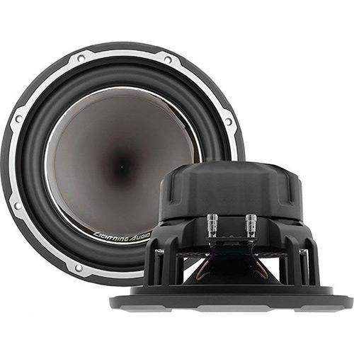 "Subwoofer Lightning Audio LA-D412 com Bobina Dupla 12"""