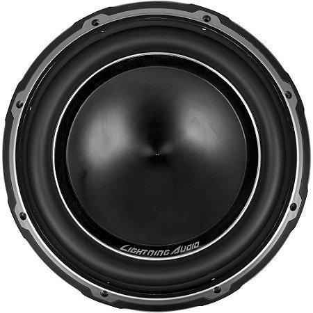 "Subwoofer Lightning Audio LA-S412 12"" 150w RMS"