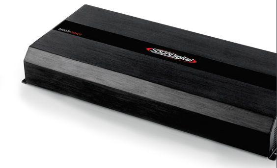 Modulo Amplificador Soundigital Sd35000 1 ohm LINHA BLACK