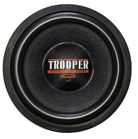 Subwoofer Triton Trooper 12 De 550w Rms - 4 Ohms