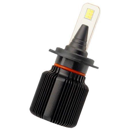 Led Dual Color Shocklight 3150k/6000k 4000 Lumens H7