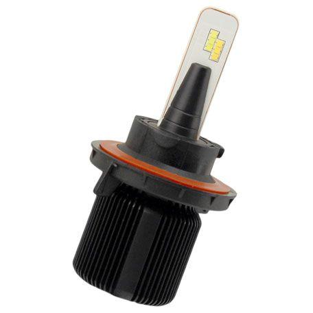 Led Dual Color Shocklight 3150k/6000k 4000 Lumens H13