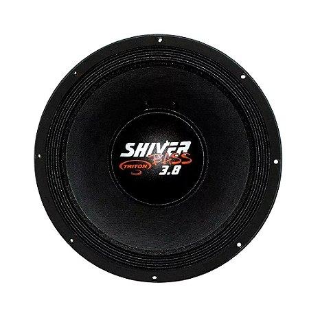 Woofer Triton 15 Polegadas 1900 Rms Shiver Bass Tr 3.8