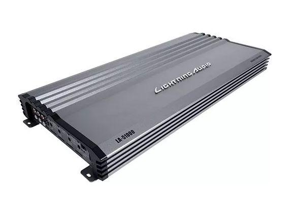 Módulo Amplificador Lightning Áudio La5100 5 Canais
