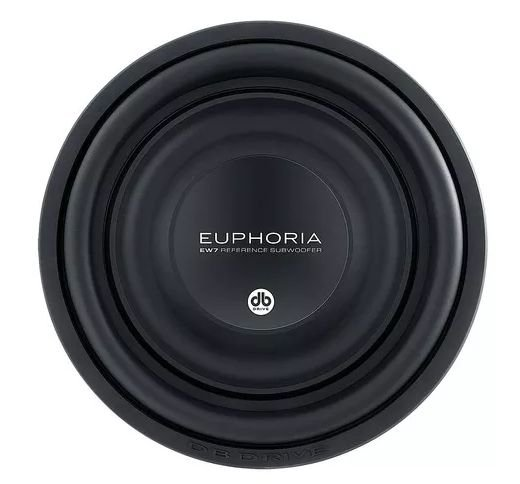 Subwoofer Db Drive Euphoria Ew7 12d2 12