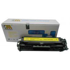 TONER COMPATÍVEL HP CF382A / CE412A / CC532A AMARELO 2.8K CHINAMATE