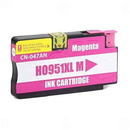 CARTUCHO COMPATÍVEL HP 951 XL 28ML MAGENTA