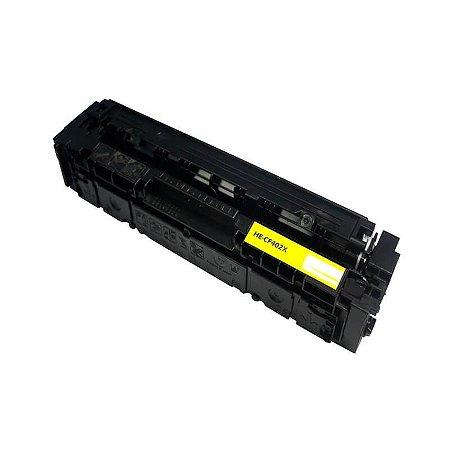 TONER COMPATÍVEL HP CF402 AMARELO 2.3K EVOLUT