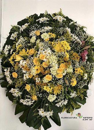 Cora de flores para Velório 4