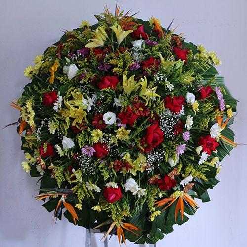 Coroa de Flores para Velório 6