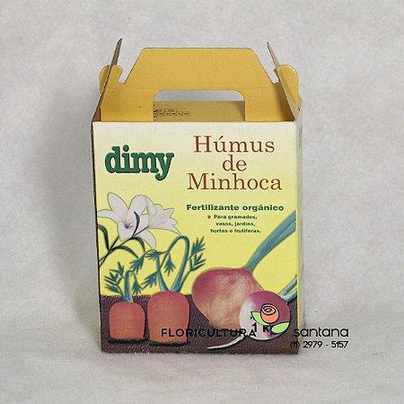 Fertilizante Húmus de Minhoca 1kg