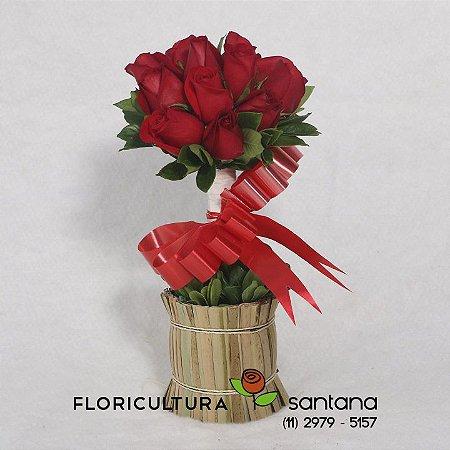 Arranjo Rosas Carinho