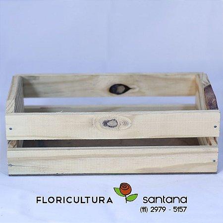 Caixa de Madeira 10x29x16cm