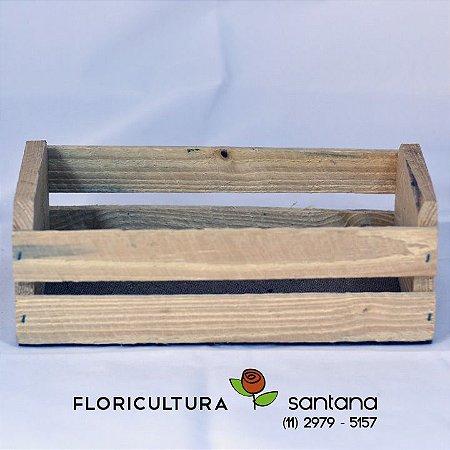 Caixa de Madeira 8,5x24x13,4cm