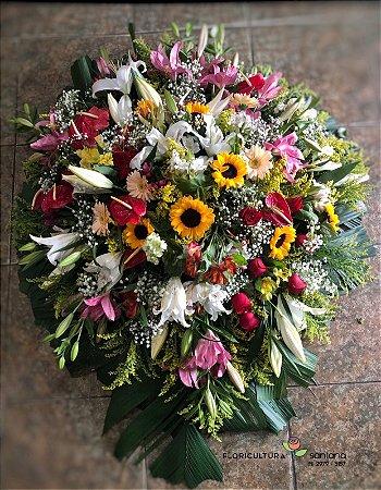 Coroa de Flores para Velório 5