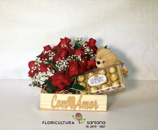Chocolate do Amor 1