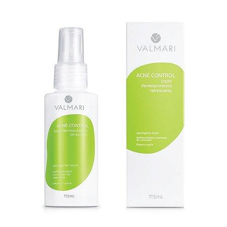 Loção Dermoprotetora Refrescante - 115ml - Valmari