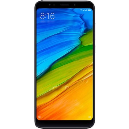 Xiaomi Redmi 5 plus 32GB Preto