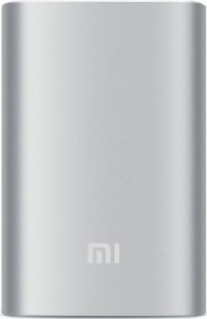 Xiaomi Power Bank 10000mAh Prata