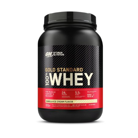 Whey Protein 100% Whey Gold Standard 2 Lbs - Optimum Nutrition