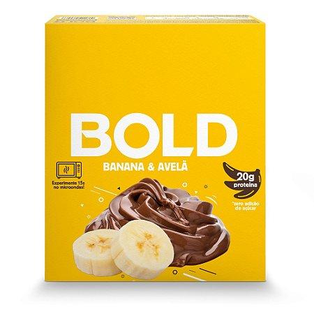 BOLD BAR - Barra de proteína, Bold Snacks