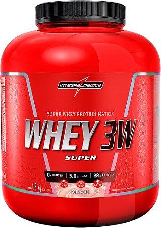 Whey Protein 3W Integralmedica 1,8 kg